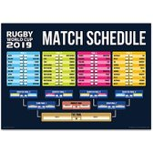 The Rugby World Cup reaches Quarter Final stage!