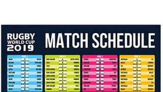 Watch the Rugby World Cup at Waverley Road