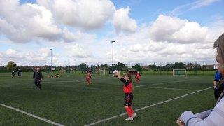 Netherton girls U 10s v St Ives Rangers