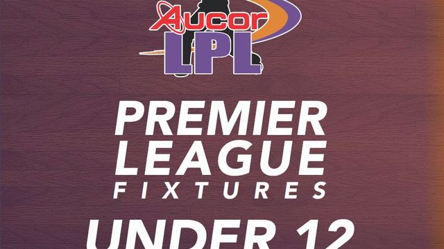 The U12 fixtures are released