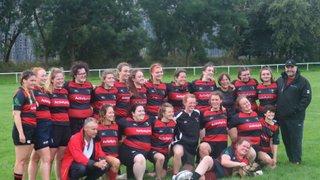 31.8.19 - Aberdeenshire Quines vs Shetland Women - Photography by Michael Adam