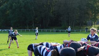 12.10.19 - Aberdeenshire Quines RFC vs Orkney Women RFC - Photography by Eilidh Webster