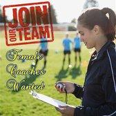 New Initiative!  Female Coaches Wanted!