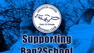 LUFC Supports Bag2School Collections