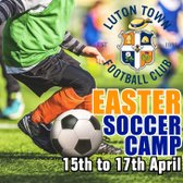 LTFC Soccer Camp returns to LUFC for EASTER