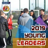 LUFC U16 Reds Players featured in 2019 Beds FA Young Leaders Video
