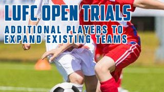 LUFC Teams Holding Open Trials for Additional Players