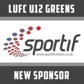 New Kit Bag Sponsor for LUFC U12 Greens