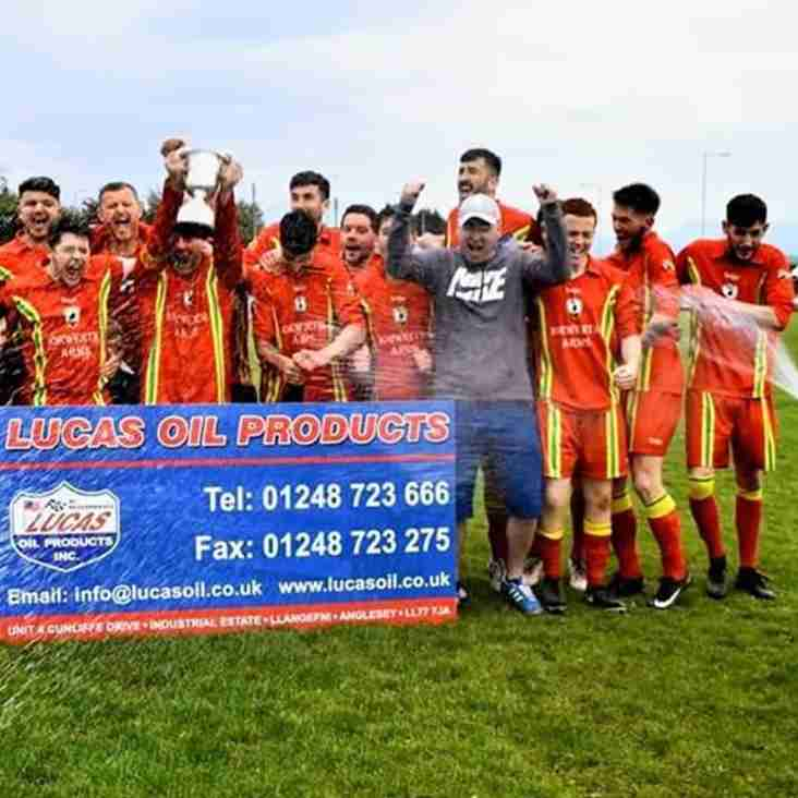Bryngwran Bulls Crowned champions