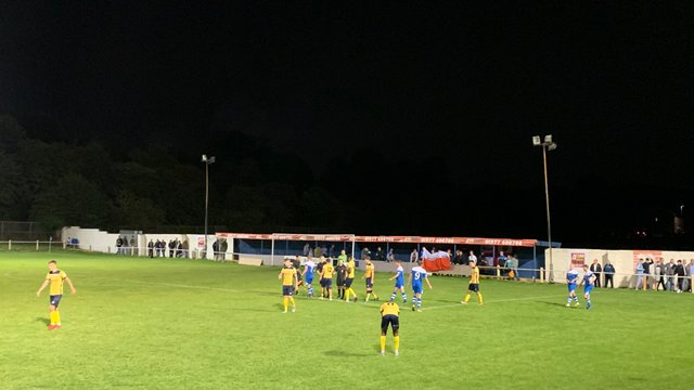 MATCH REPORT - Ponte claim first win of the season