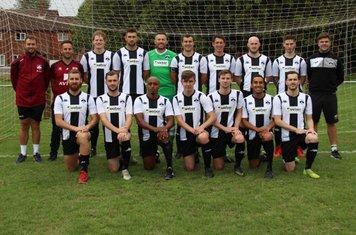 Harleston Town FC 2018/19