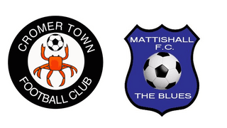 Cromer Town 6  Mattishall Reserves 0