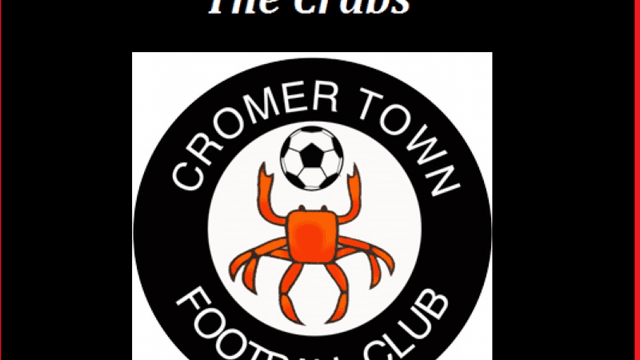 Cromer Town Football Club withdraw from the Anglian Combination