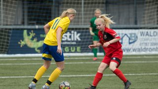AFC Girls Academy Launch vs Sunderland FC Scholars
