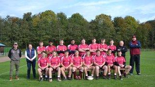 U17 Colts Team Photo