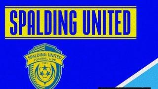 Spalding United 0-2 Marske - Match Report