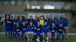 West Witney FC - officially the top club in WDFA history!!