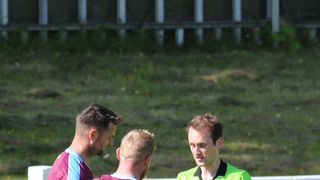Whitehill Welfare v Penicuik Athletic