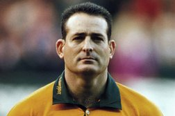 David Campese is coming for Sunday lunch, are you?
