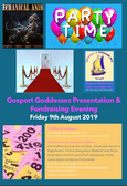 Goddesses Presentation & Fundraising Evening