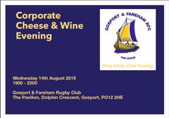 Corporate Cheese & Wine Evening