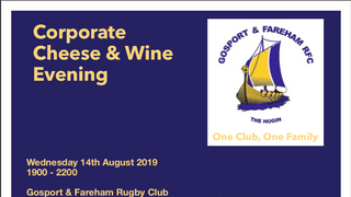 Corporate Cheese & Wine 