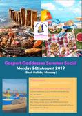 Gosport Goddesses Summer Social