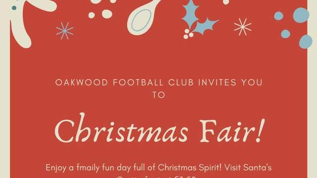 Oakwood Christmas Fair