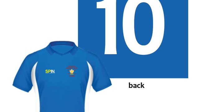Availability of Senior Playing Shirts