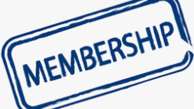 Annual Membership Fees Now Due