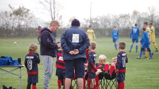 Under 7's Cup Final v Methley United
