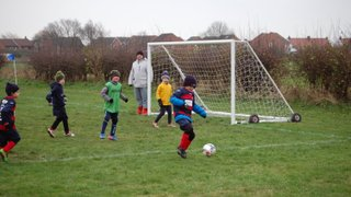 Ulleskelf Juniors U7s v MF U7s - 15th Dec 2018