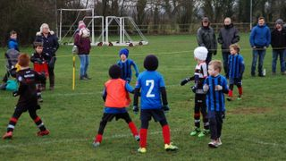 North Duffield Dragons U7s v MF U7s - 19th Jan 2019