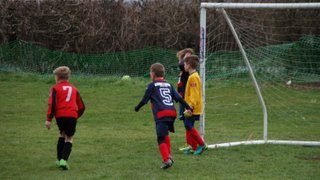 Wheldrake Juniors Black U7s v MF U7s - 2nd March 2019