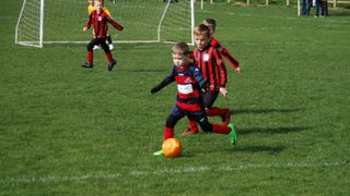 Monk Fryston United v Wheldrake Juniors Reds under 7's
