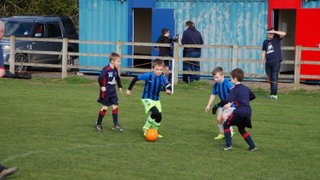 Monk Fryston United v Garforth under 7's  06.04.19