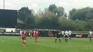 Hanwell Town 3 Chalfont St Peter 0