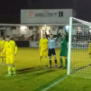 Hanwell Town 3 Chipstead 3