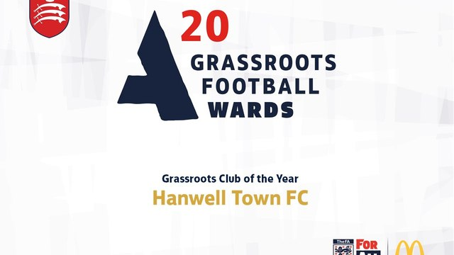 3 Awards for Hanwell Town