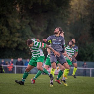 Chipstead 1 Hanwell Town 3