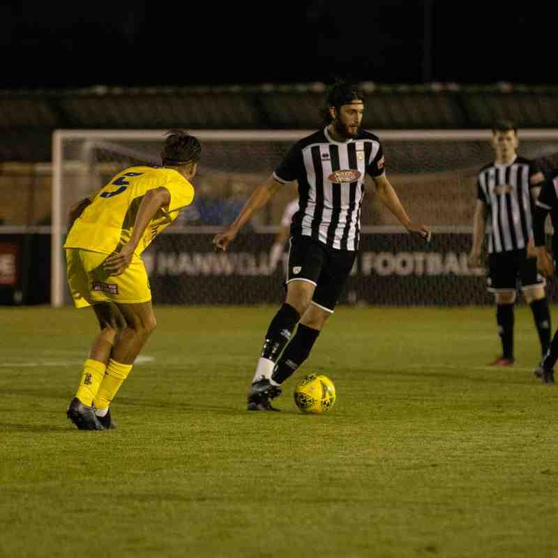 Hanwell Town vs Wycombe Wanderers