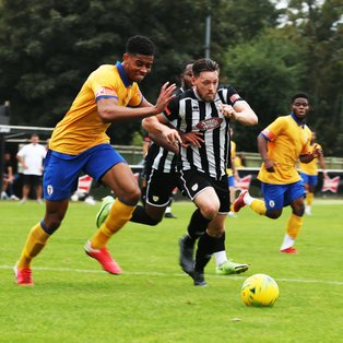 Hanwell Town 6 Staines Town 5