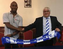 Thatcham Town unveil new Chairman!