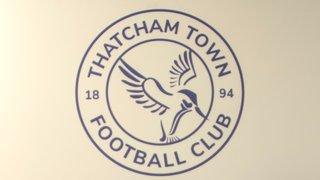 Thatcham Town 3 - 0 Cirencester Town