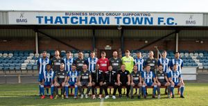 AFC Slimbridge 1 Thatcham Town 0
