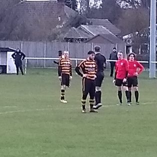 Collingham v Renishaw Rangers