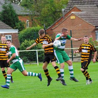 Collingham v ronfield Town Reserves