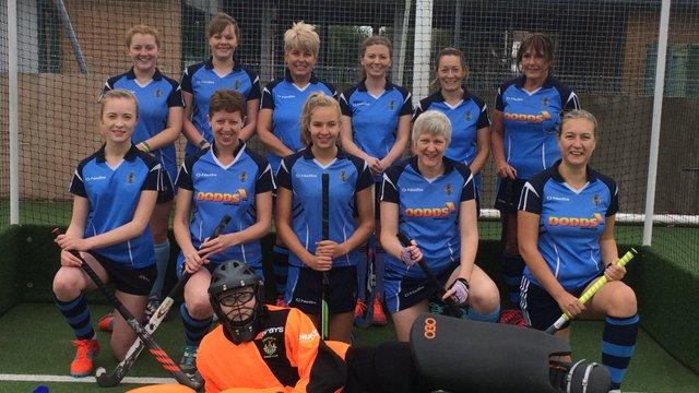 Ladies Third Team
