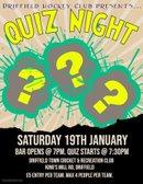 Club Quiz Night.