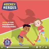 Introducing Hockey Hero's